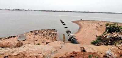Asunción contará con dos plantas de tratamiento de aguas residuales · Radio Monumental 1080 AM