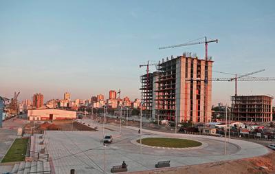 Avanza la construcción de las oficinas de Gobierno