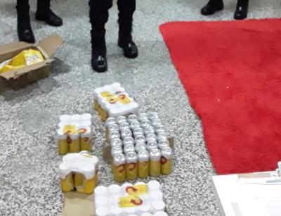 Concepción: Guardiacárceles intentaron introducir ocho packs de cerveza a la penitenciaría