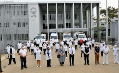 Mediante apoyo de ITAIPU se suman 44 paramédicos en el Alto Paraná