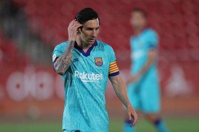 """""""Nosotros ni pensamos en fichar a Messi, apuntamos a otra cosa"""""""