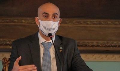 Cuarentena social se extendería por dos semanas más, anunció Mazzoleni