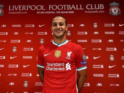 El Liverpool hace oficial la llegada de Thiago Alcántara