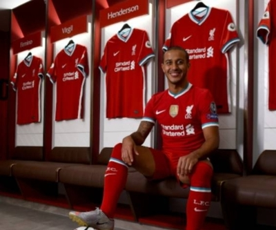 HOY /  Liverpool hace oficial la llegada de Thiago Alcántara