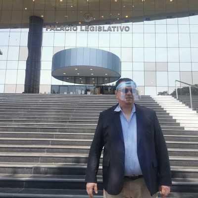 """Dionisio Amarilla insiste con su reincoporación al Senado: """"No tengo causas abiertas"""""""