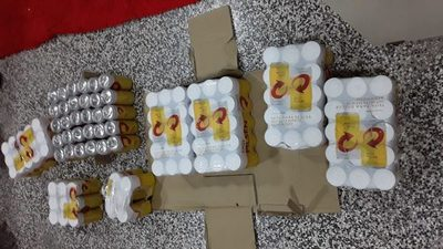 Dos guardiacárceles fueron sorprendidos intentando introducir ocho packs de cervezas a la penitenciaría de Concepción