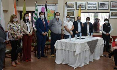 Ejecutivo, gobernación y municipios coordinan protocolo para apertura de frontera