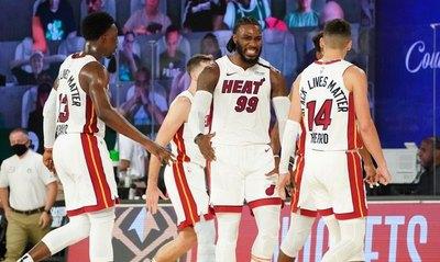 Los Heat desquician a los Celtics y toman distancia por 2-0