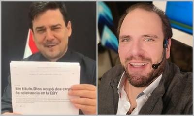 """Buzarquis dijo que Pipo Dios es un """"empleadito de Cartes"""""""