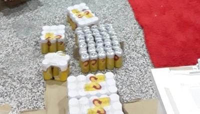 Guardiacárceles intentaron introducir ocho packs de cerveza en penitenciaría