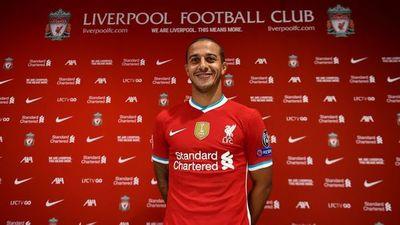 Liverpool hace oficial la llegada de Thiago
