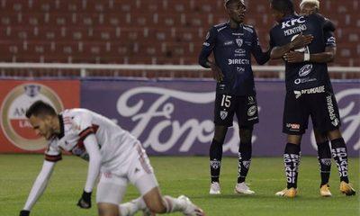 Histórica goleada de Independiente del Valle al vigente campeón