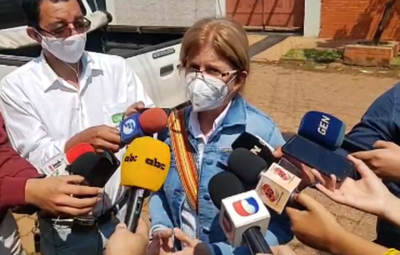Beatriz Denis clama por la liberación de su padre