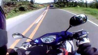 Quedó detenido por conducir ebrio una motocicleta – Prensa 5
