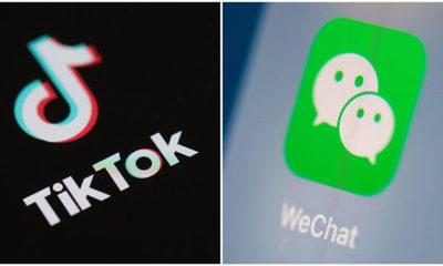 Estados Unidos prohíbe el uso de TikTok y WeChat