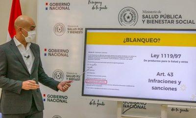 Salud seguirá distribuyendo medicamentos de empresa sancionada