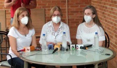 Hijas ruegan por la liberación del exvicepresidente secuestrado