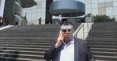 La Nación / Dionisio Amarilla apunta a recuperar su banca en el Senado
