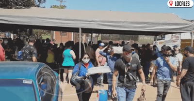 Trabajadores de Frontera liberaron acceso a la ANNP de Encarnación