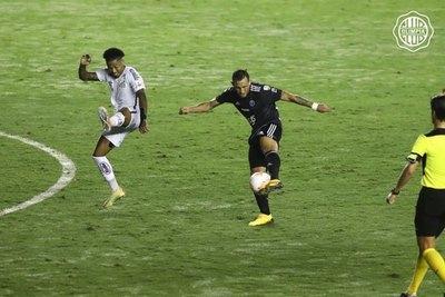 Santos-Olimpia, el único partido sin goles en el retorno de la Libertadores