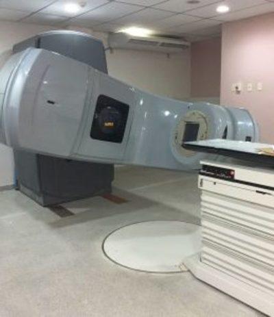Acelerador lineal del Hospital del Cáncer ya se encuentra en funcionamiento
