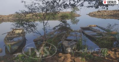 Pescadores de Encarnación siguen esperando que «caiga» ayuda de instituciones
