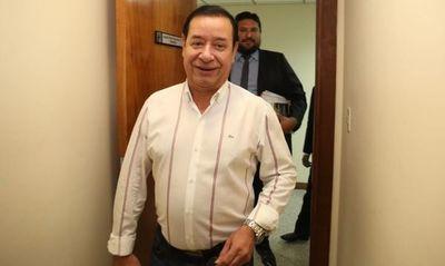 Defensa del diputado Cuevas apela decisión del juez de mantenerlo en prisión