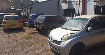 La Nación / Caminera recuerda que vehículos no retirados por propietarios serán subastados