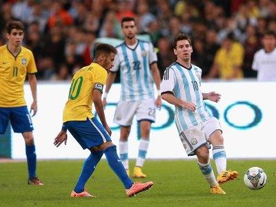 Brasil y Argentina ya tienen sus listas preliminares para las Eliminatorias