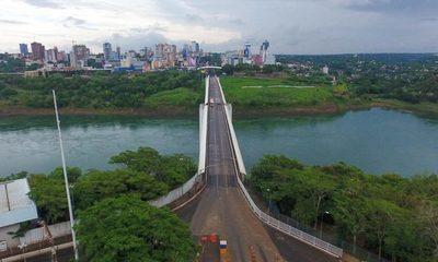 Ciudad del Este paraliza actividades hasta la reapertura total del Puente de la Amistad – Diario TNPRESS