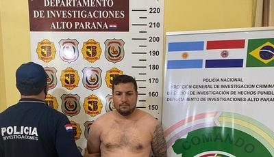 Fiscalía y Policía logran aprehender a un hombre buscado por la justicia brasilera