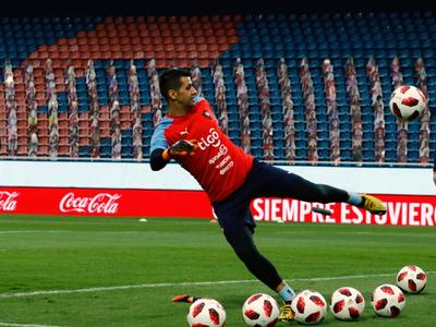 Muñoz y Silva son convocados a la selección uruguaya