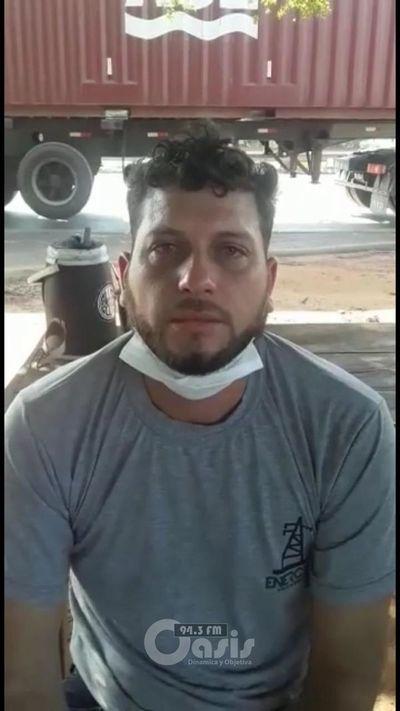 Senad detuvo a Alemão, supuesto secretario del narco Marcelo Piloto