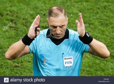 Designaron a los árbitros para la 4ª fecha de la Libertadores