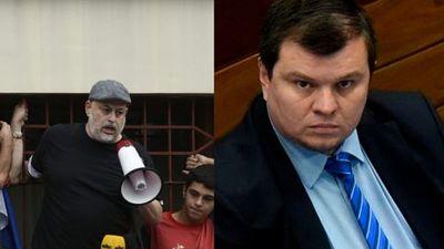 Dionisio Amarilla y Paraguayo Cubas quieren volver al Senado