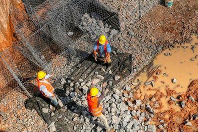 Siguen mejorando las calles alternativas que servirán cuando inicien obras del túnel de tres bocas