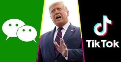 EEUU prohibirá uso de TikTok y WeChat por seguridad nacional
