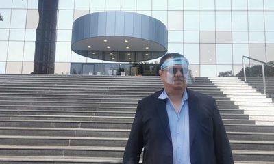 Dionisio Amarilla quiere recuperar su banca de senador
