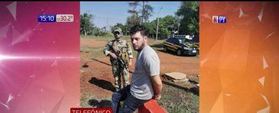 Capturan a presunto secretario de Marcelo Piloto