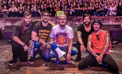 """HOY / Villagrán Bolaños en el festival """"Mucho!"""", de Sao Paulo"""