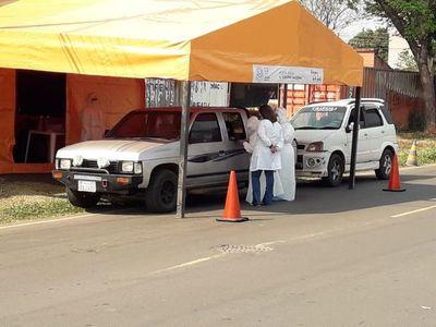 COVID-19: Habilitan cuartel de bomberos para toma de muestras