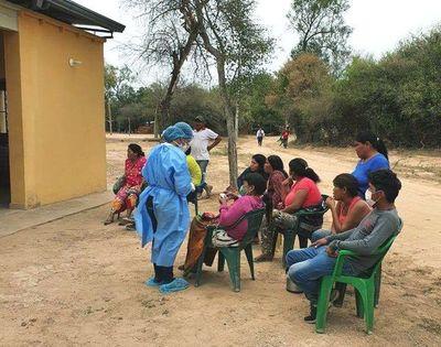 Rápido aumento de casos de COVID-19 entre indígenas en el Chaco