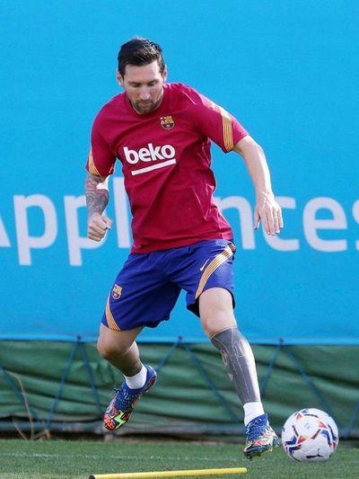 Con Messi, pero sin Di María ni Agüero