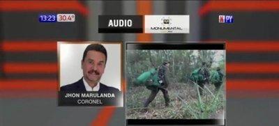 """Comandante colombiano: """"El Gobierno debe tener más voluntad política para erradicar el EPP """""""