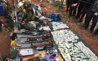 Grupos criminales van creciendo ante ausencia del Estado en zonas específicas, señalan