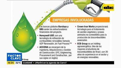 """Proyecto """"Omega Green"""" ya cuenta con contrato para operar"""