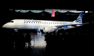 Copa Airlines vende a la australiana Alliance Airlines su flota de 14 Embraer