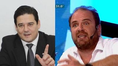 Buzarquis trata a Pipo de estafador y periodista retruca