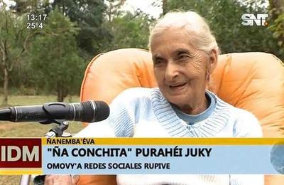 Ñanemba'éva: 'Ña Conchita' purahéi juky