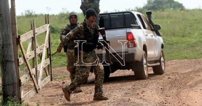 La Nación / La FTC continúa con sobrevuelos e incursiones en la búsqueda de Óscar Denis